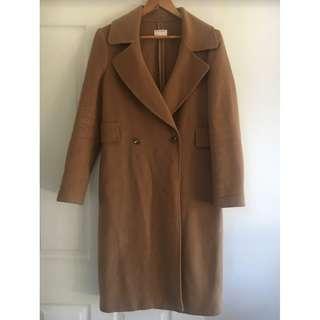 Witchery Hamilton Coat - Size 8