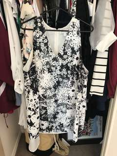 Finders keepers floral dress
