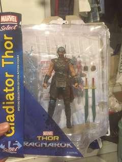 Marvel Select Gladiator Thor