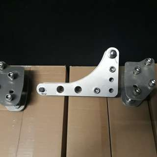 ae86 traction bracket & lateral bracket