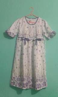 Dress anak 7-10th