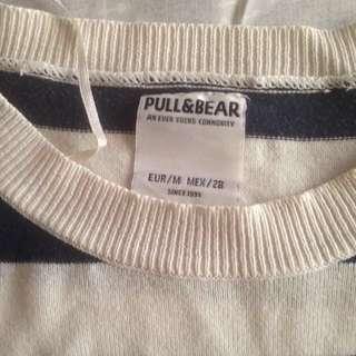 Pull and bear sweatshirt