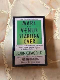 Mars & Venus starting over John gray