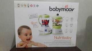 Food Processor Nutri Baby