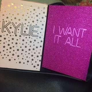 Kylie make up palette