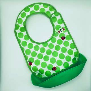 [SPECIAL BIP] Infant/Baby Waterproof Cartoon Bibs w Removable Food Pocket