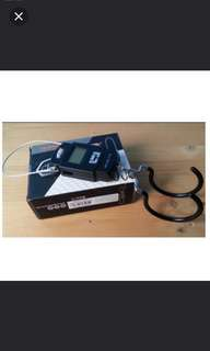 Brand new!  SuperB digital scale TB-DS10 for bicycle/bike Weight
