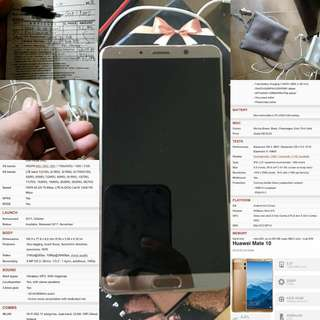 Huawei Mate10 For Sale repriced