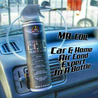 MR COIL | Your Air Cond Cleaning Expert
