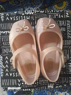Mini Melissa Ballet Pink