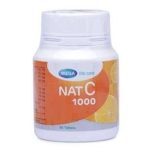Nat C 1000 Vitamin (Promo Ramadhan)