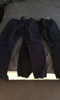 SWELL chino pants x2