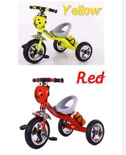 NEW KIDS TRICYCLE 2-6Years
