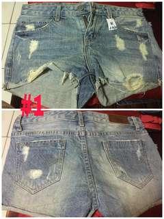 Preloved Korean Shorts  (pls read description below for info)