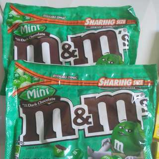 M&M's dark mint 272.2 g
