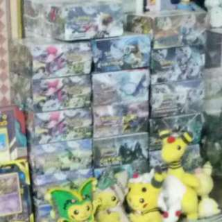 Pokemon TCG Booster Boxes, Letting Go ):