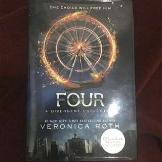 Four Divergent Collection (hardcover)