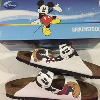 Birkenstock Disney Series Mickey Mouse