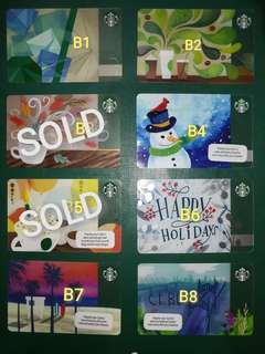 Starbucks Cards Ph
