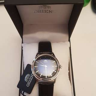 Orient Bambino version 4 New in Box