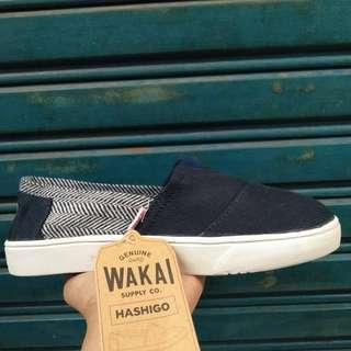 Sepatu Wakai Hasigo (Grade Ori)