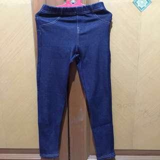 Celana jeans legging