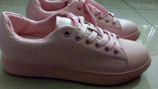 300 NEW PASTEL PINK SHOES SHESHEPH