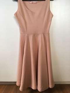 Repriced: Peach Dress