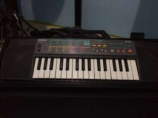 keyboard casio sa 35 tonebank