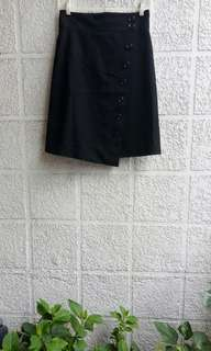 Skirt; wrap around skirt; botton down skirt; A line skirt