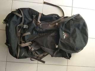 Macpac genesis backpack hiking travel