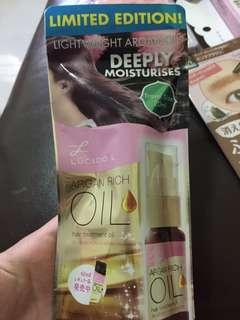 Lucidity-L argon rich oil 20ml