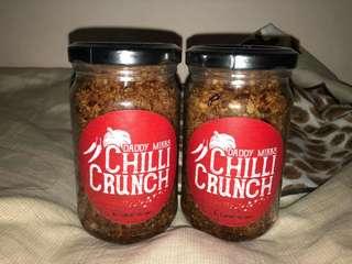 CHILLI GARLIC CRUNCH