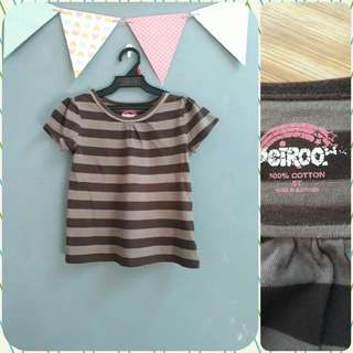 Circo stripes shirt (5T)