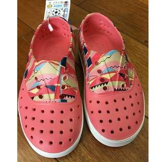 kids native shoes miller pink