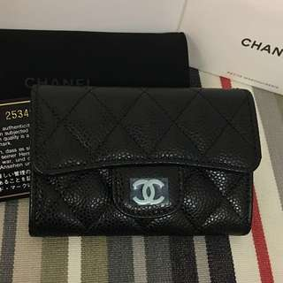 Authentic Chanel Cardholder (brand new!)