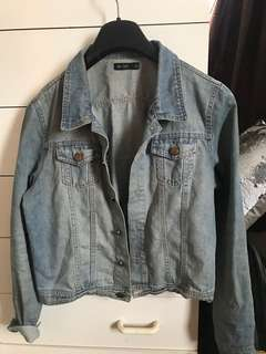 Size 14denim jacket