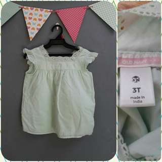 Old Navy blouse (3T)