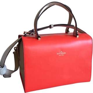 KATE SPADE RUTHIE BATTERY PARK FLAME