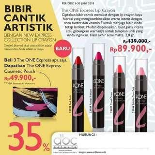 Lipstick Oriflame