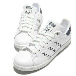 Adidas Stan Smith BZ0402 愛迪達 小白鞋 女款