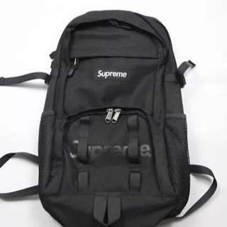 寄賣二手 supreme backpack 38 wtaps off white visvim nike adidas
