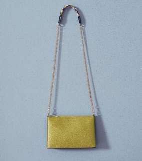 Authentic new Ted Baker Glitter Shoulder Bag