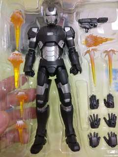 Bandai  魂限 shf warmachine 2 war machine 2 ironman