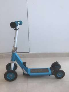 Avigo Scoot me 4 in 1 scooter