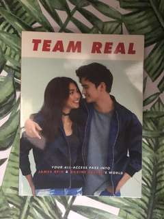 Team Real by Jadine