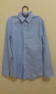 Kemeja Slim Fit H&M (shirt)