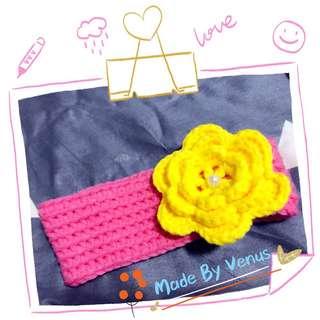 Handmade Crochet Hairband