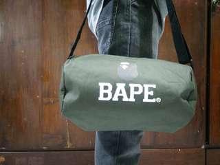 Japan Magazine Appendix Bape Green Bag ORI