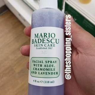 Mario badescu lavender facial spray 4 fl. Oz